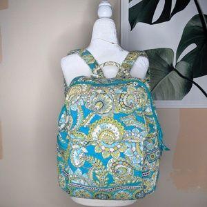 Vera Bradley Boho Paisley Print Backpack
